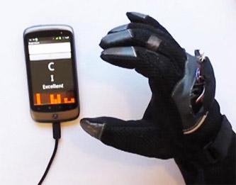 Image result for sign language gloves