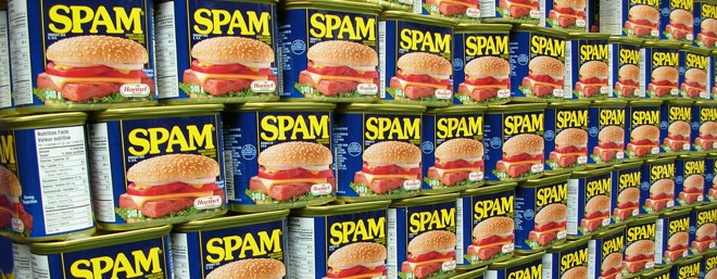 India is now the world's biggest source of spam email