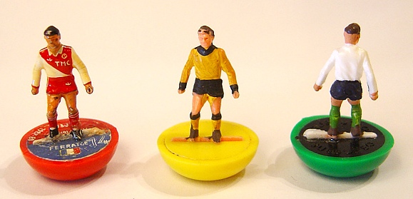 Classic 'flick-to-kick' football game Subbuteo is back in town, but PlayStation can rest ...