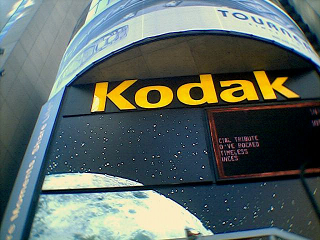 Kicking it whilst it's down, Apple seeks court approval to sue bankrupt Kodak