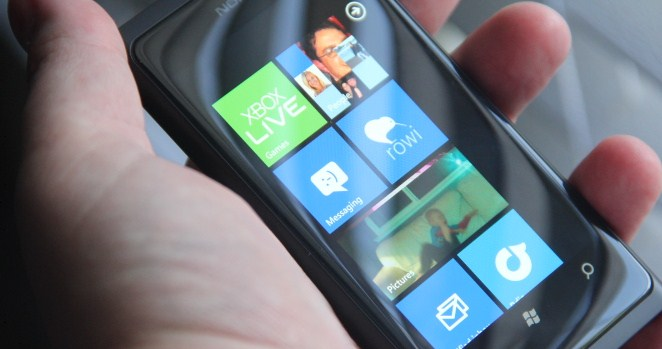 Nokia's Lumia handset line is beating the Windows Phone's brand in search traffic