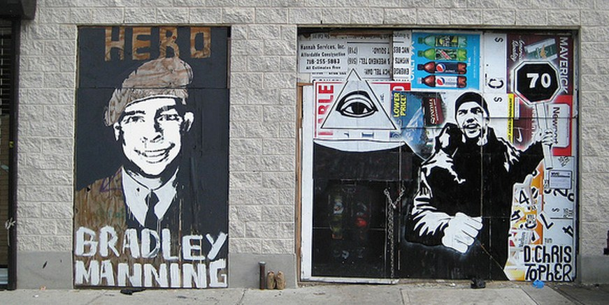 Bradley Manning formally charged with 'aiding the enemy' for purportedly leaking files