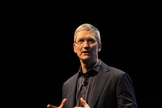 Tim Cook: I don't really think anything Microsoft does puts pressure on Apple