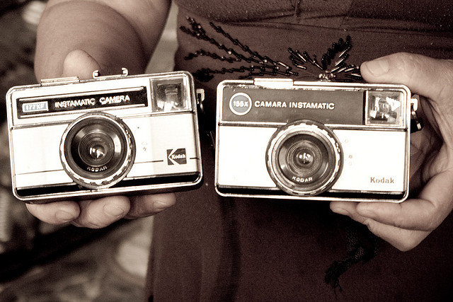 The end of an era: Kodak kills its digital camera business, focuses on printing