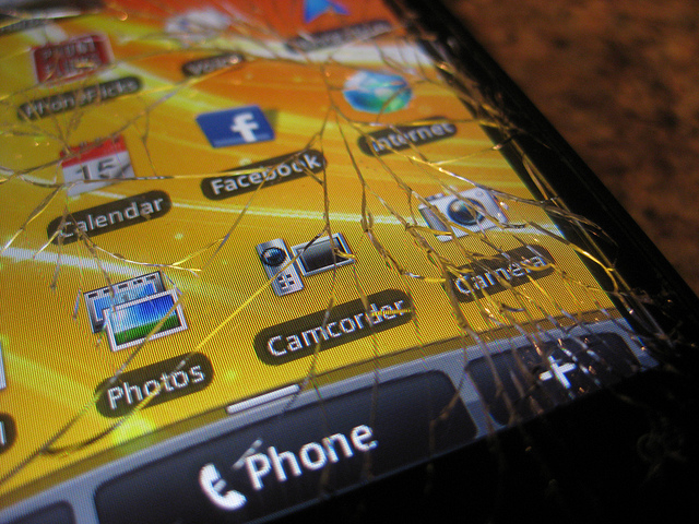 Gannett's reason for embracing Apple products was Android's fragmentation