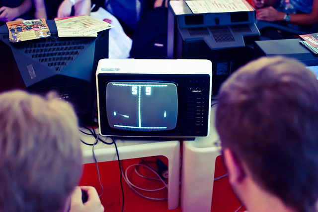 Pong is 40 years old and Atari offers indie developers $100K to bring it back to life