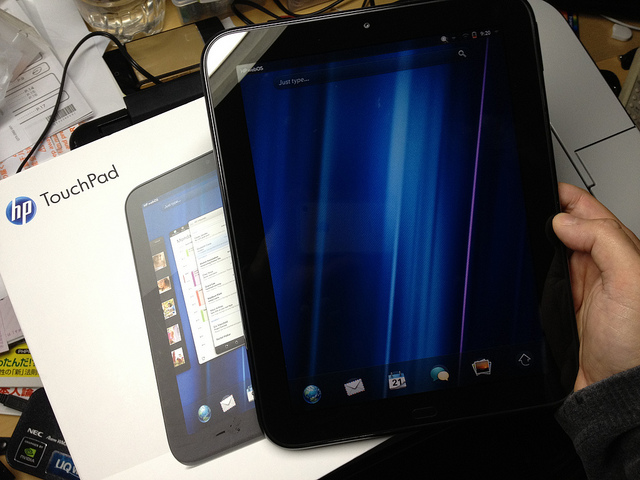 HP releases Android TouchPad kernel, CyanogenMod to see improved features