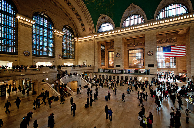 Apple's new Grand Central neighbour is already seeing a 7% increase in sales