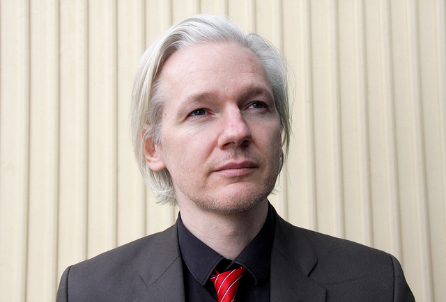 WikiLeaks announce that Julian Assange is running for the Australian Senate