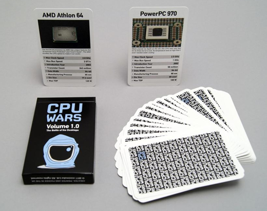 CPU Wars The 10 Geekiest Offline Games