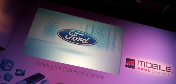 Bill Ford: The automotive and telecom industries are at a historic crossroads