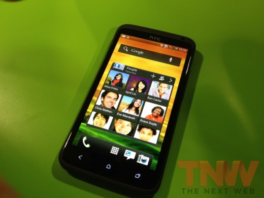 IMG 1734wtmk 520x390 Hands on with HTCs new One series smartphone lineup [Photos]