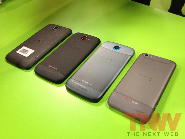 Hands-on with HTC's new One series smartphone lineup [Photos]