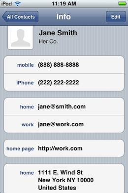 Jane Contact What iOS apps are grabbing your data, why they do it and what should be done