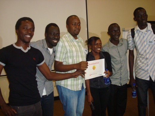 Mafuta Go Team 520x390 Watch this space: African apps gain global recognition