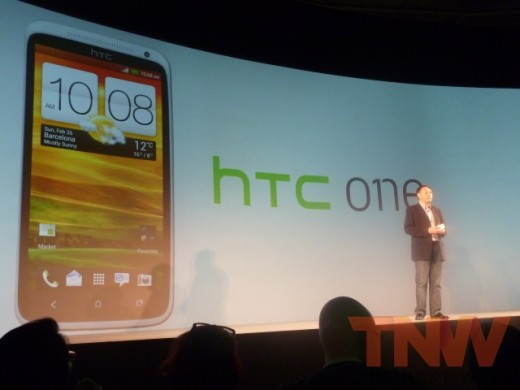 P1010576wtmk 520x390 HTC comes back to form with HTC One X, One S and One V