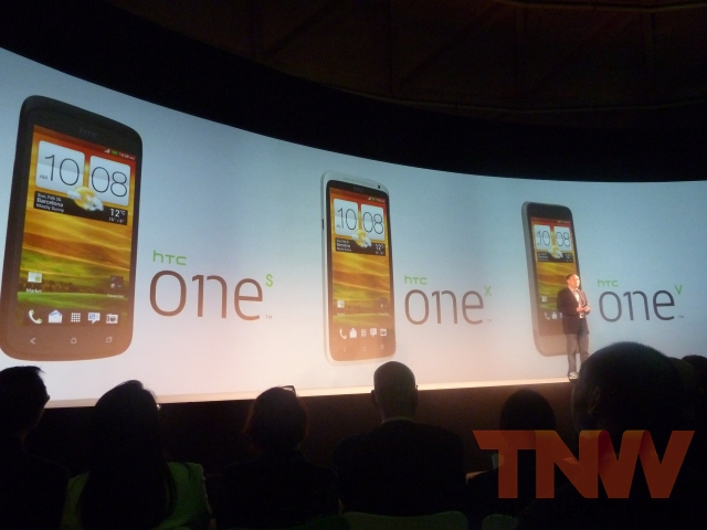 HTC comes back to form with HTC One X, One S and One V