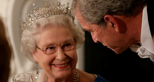 Samsung gets the Queen's seal of approval…quite literally