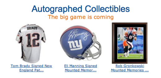 Screen Shot 2012 02 02 at 14.17.32 520x254 Amazon expands into sports memorabilia, offers 2m unique collectables