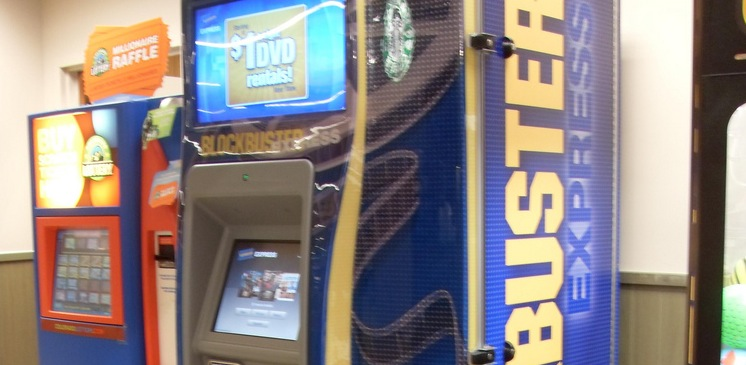 After hooking up with Verizon, Redbox buys out Blockbuster Express kiosks