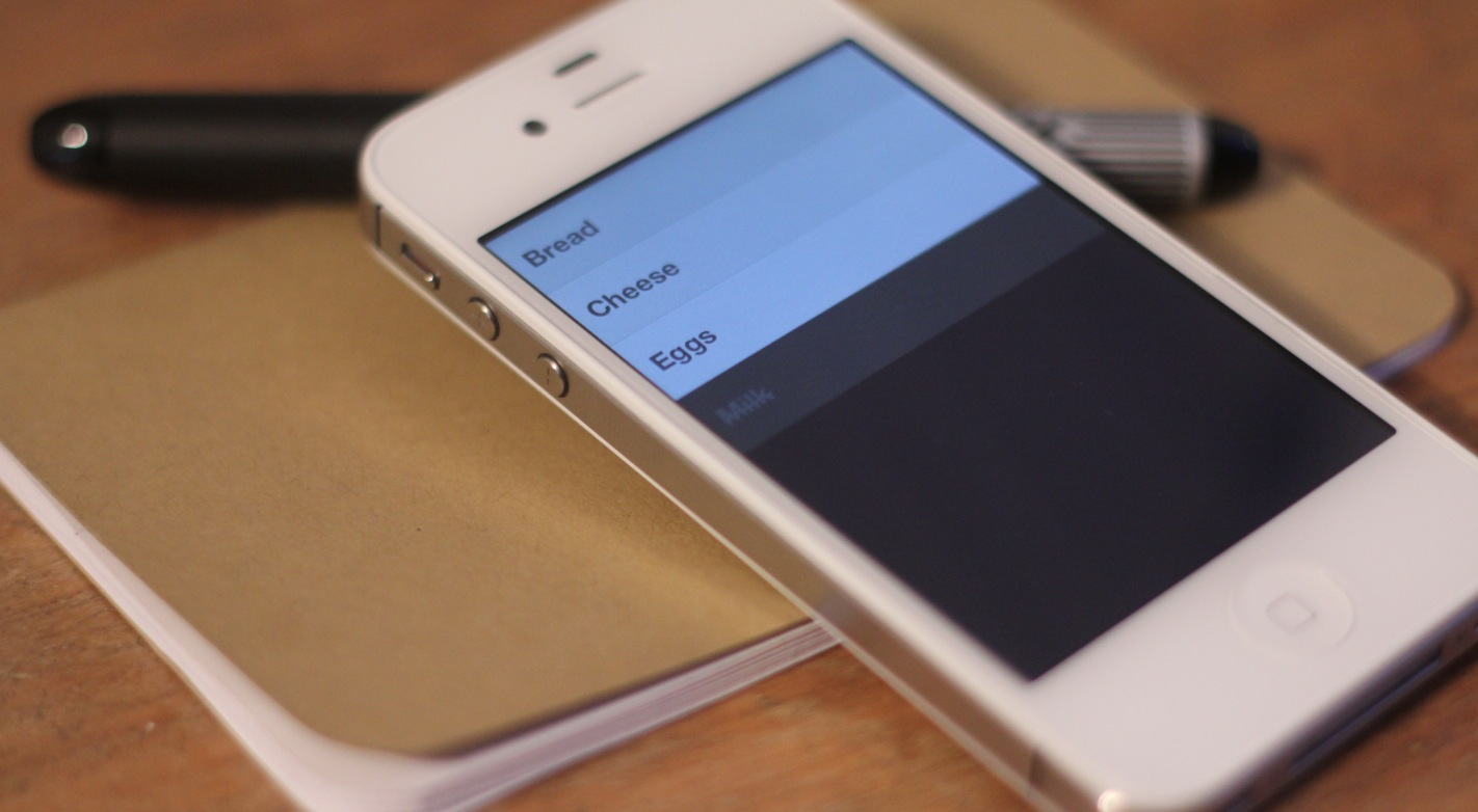 To-do list iPhone app Clear gets iCloud integration to link up with Mac app