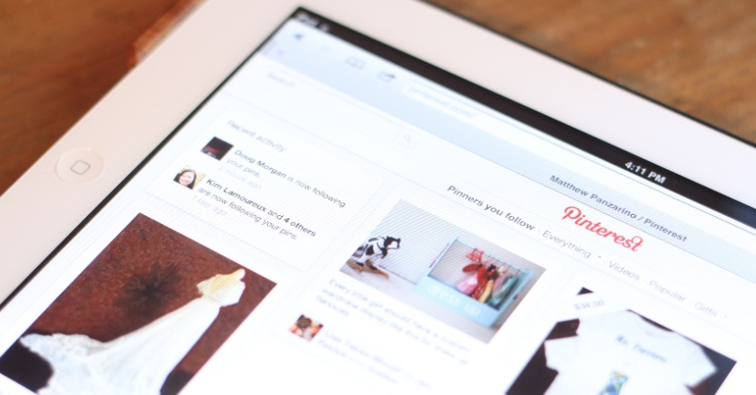Pinterest does disclose it modifies links, and we shouldn't blame it for making money