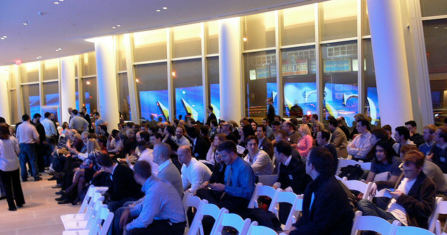 NY Tech Meetup & NASDAQ partner up to educate & promote NY's tech scene