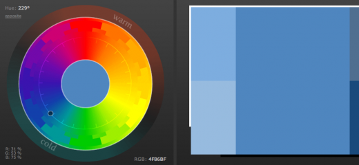 5 Web Apps for Finding The Perfect Color