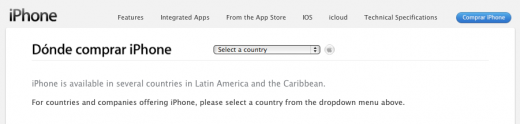 Screen Shot 2012 02 18 at 09.23.54 520x124 Apple fans in Argentina face an uncertain wait for the iPhone