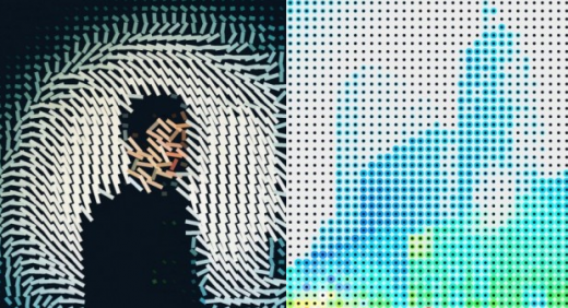 Turn Your Pictures into Abstract Works of Pixelated Art