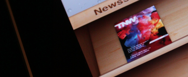 Announcing our new monthly iPad publication: TNW Magazine!
