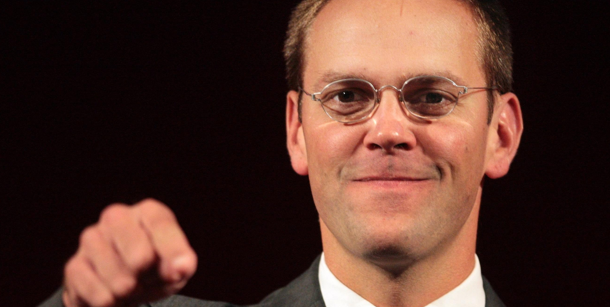 "James Murdoch has ""relinquished his position"" as executive chairman of News International"