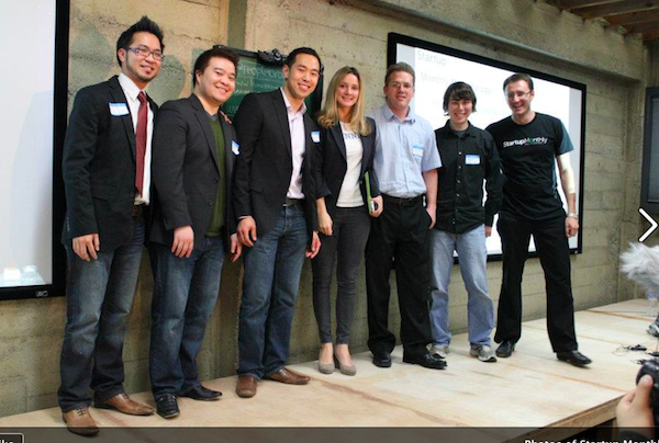 Inside the Startup Monthly Demo Day [video]