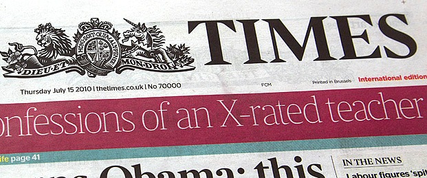 Murdoch announces cut-price weekend tabloids, but doubles the Times' digital subscription price ...