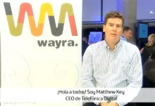 Wayra Matthew Key 220x151 Telefónicas startup accelerator Wayra to launch in the UK