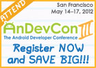 andevcon Tech and media events you should be attending [Discounts]