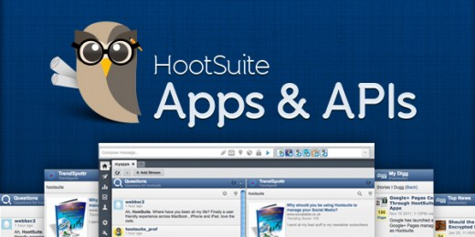 apps api release header 520x260 HootSuite releases its Engagement API and adds Digg, Trendspottr, and InboxQ apps