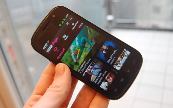 BBC iPlayer for Android can now be streamed over 3G