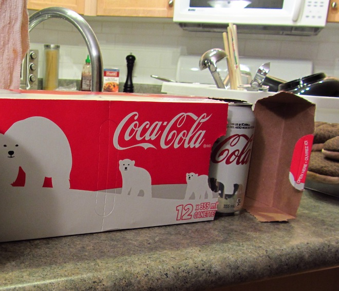 Italian art blog CocaColla raises online ruckus after Coca-Cola does the obvious