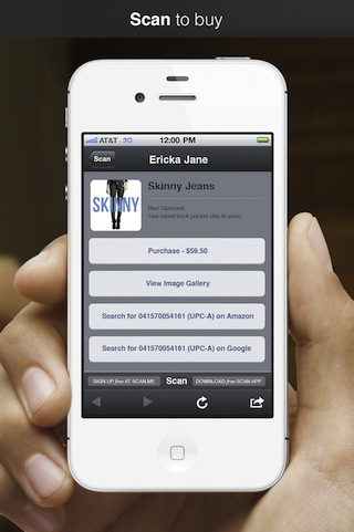 d Scan.me solves the QR code dilemma by delivering a simple, beautiful experience
