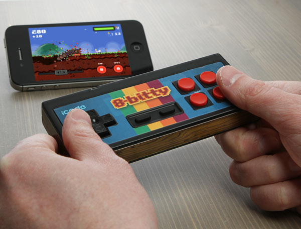 The 8-Bitty: Finally, a sweet NES inspired controller for iPhone and iPad