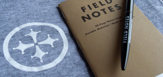 field notes by febuiles
