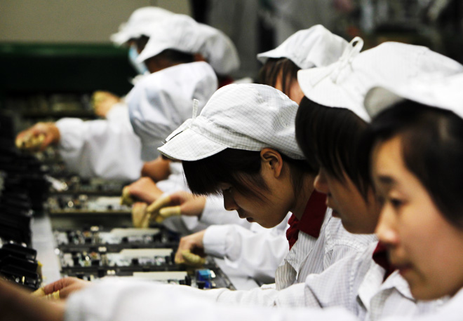 Head of FLA says that Apple's iPad plants in China are 'way above average' and 'tranquil' ...