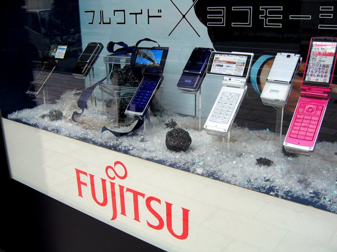 "Fujitsu set to enter Europe with a ""wide range"" of smartphones and tablets"