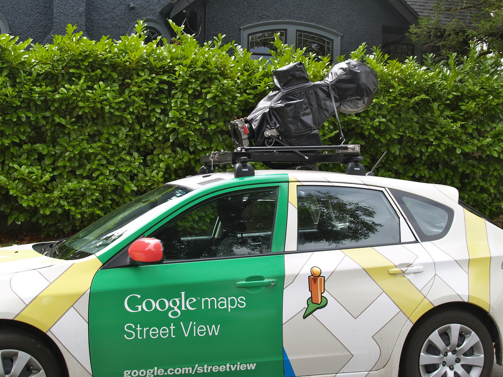 Apple and Google face US lawsuit over alleged 'Street View' patent infringement