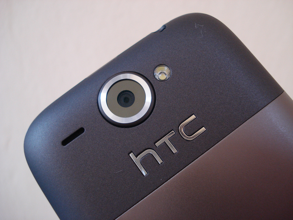 HTC upbeat despite forecasting a 36% drop in quarterly revenue