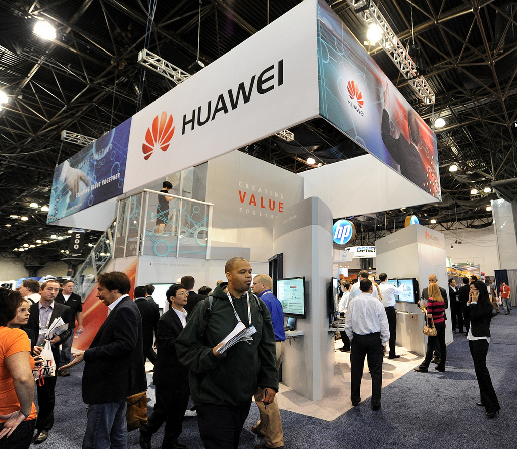 "Report: Under-fire Chinese telecom firm Huawei sees ""exceptional"" growth"