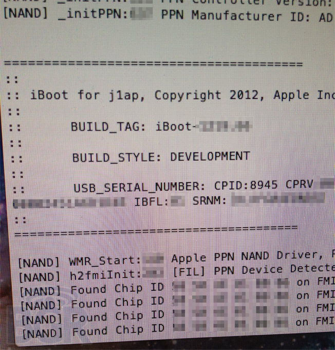 Leaked screenshots of iPad 3 development tool show LTE, quad-core processor
