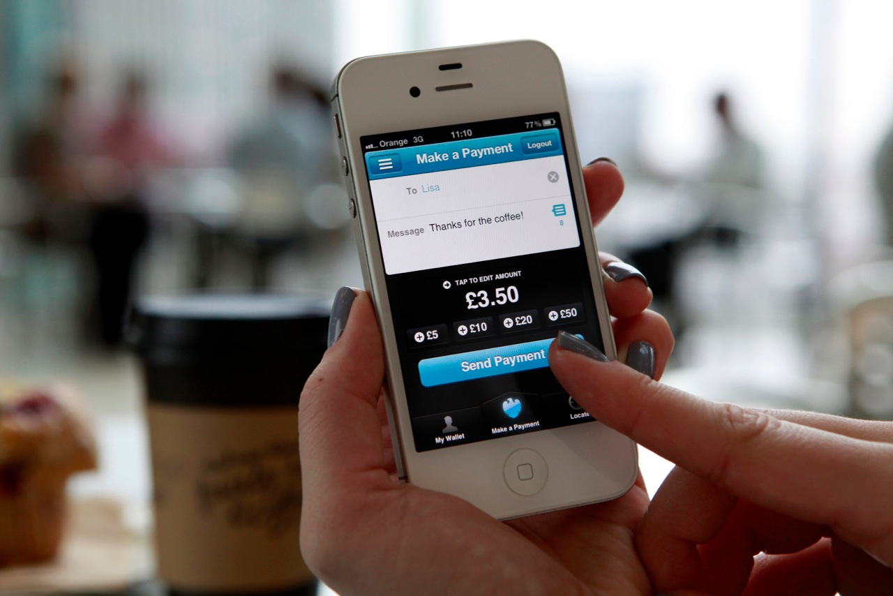 Uk Bank Barclays Targets Paypal With New Mobile Number Money Transfer Service Pingit