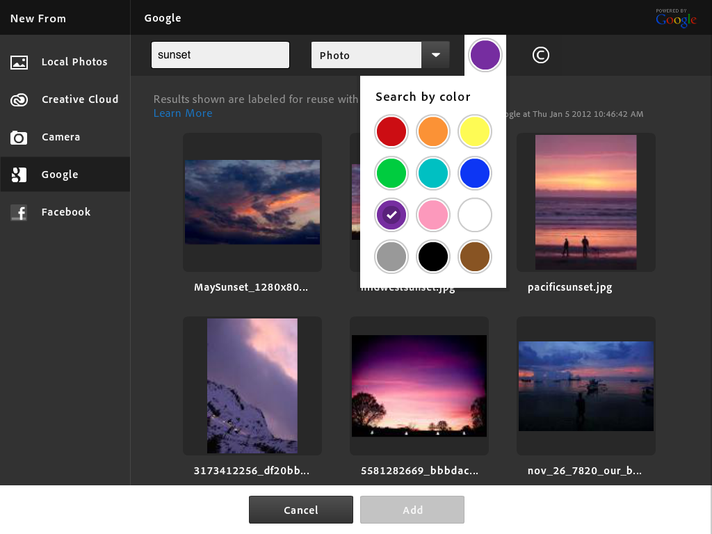 Adobe releases photoshop touch for ipad for real this time david wadhwani ccuart Choice Image
